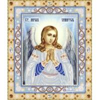 """Икона для вышивки бисером """"Ангел Хранитель"""" (Схема или набор)"""