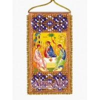 """Набор-оберег для вышивки бисером """"Молитва Пресвятой Троице"""""""