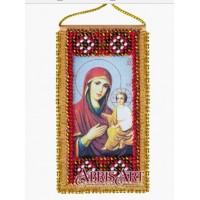 """Набор-оберег для вышивки бисером """"Молитва к Божией матери о детях"""""""