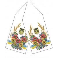Рушник для вышивки бисером или нитками ДН-714