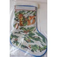 Сапожек для вышивки С 3 сшитый