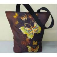 Пошитая сумка для вышивки бисером СВ 24