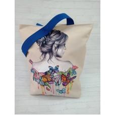 Пошитая сумка для вышивки бисером СВ 35