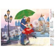 """Схема для вышивания бисером """"Поцелуй в Венеции"""" (Схема или набор)"""