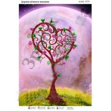 """Схема для вышивки бисером """"Дерево вечной любви"""" (Схема или набор)"""