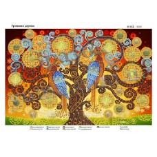 """Схема для вышивки бисером """"Денежное дерево"""" (Схема или набор)"""