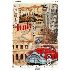 """Схема для вышивки бисером """"Италия"""" (Схема или набор)"""