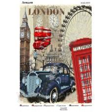 """Схема для вышивки бисером """"Лондон"""" (Схема или набор)"""