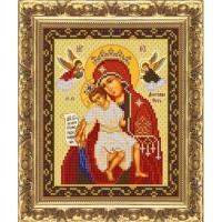 Богородица Милующая (Достойно Есть) (схема или набор)