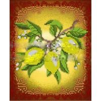 """Схема для вышивки бисером """"Фрукты:лимоны"""" (Схема или набор)"""